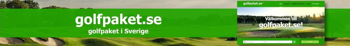 Golfpaket.se Banner 1200×160